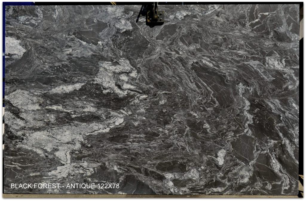 black forest granite antique finish onlinestonecatalog. Black Bedroom Furniture Sets. Home Design Ideas
