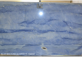 BLUE MACAUBA QUARTZITE
