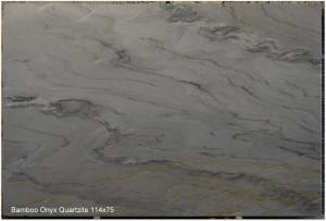 Bamboo Onyx Quartzite