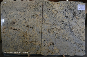 GOLD SPLENDOR GRANITE