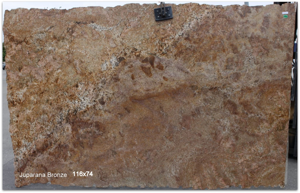 Juparana Bronze Granite