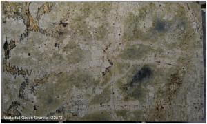 Waterfall Green Granite