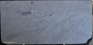 White Carrara CD